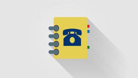 طراحی نرم افزار دفترچه تلفن در اکسل(فصل اول)