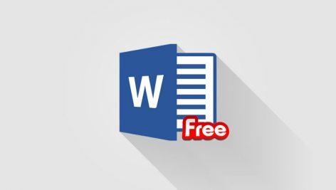 مجموعه آموزش رایگان نرم افزار Word2016