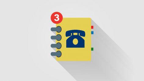 طراحی نرم افزار دفترچه تلفن در اکسل(فصل سوم– پایان)